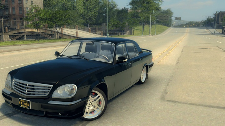 Mafia 2 – GAZ 31105 Volga