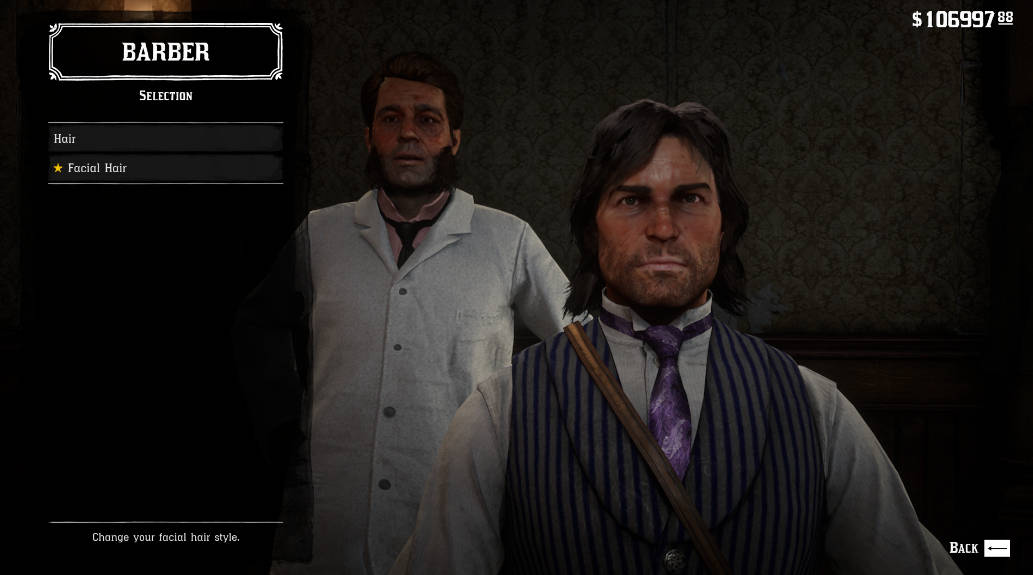 RDR2 - Better Hairstyle