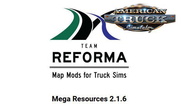 ATS - Mega Resources Mod V2.1.6 (1.37.x)