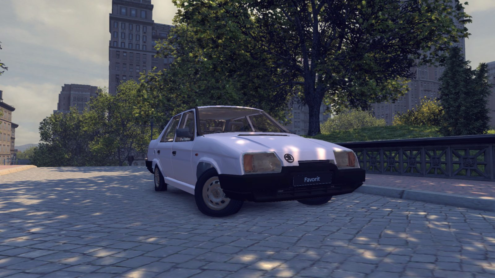 Mafia 2 – Skoda Favorit Typ 782 Sedan