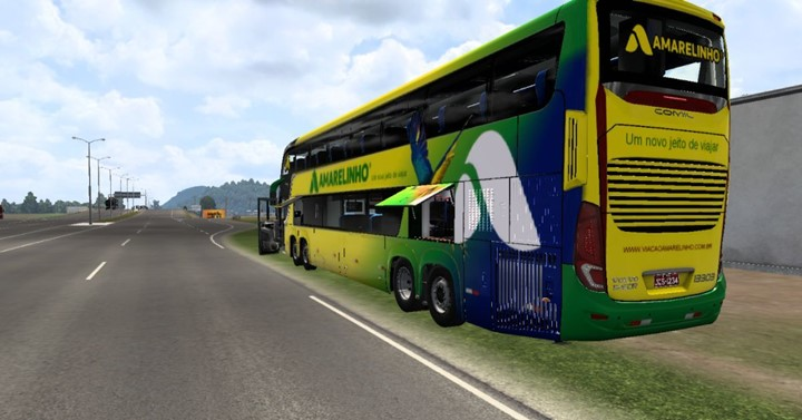 ETS2 - Comil Invictus DD Bus (1.40.x)