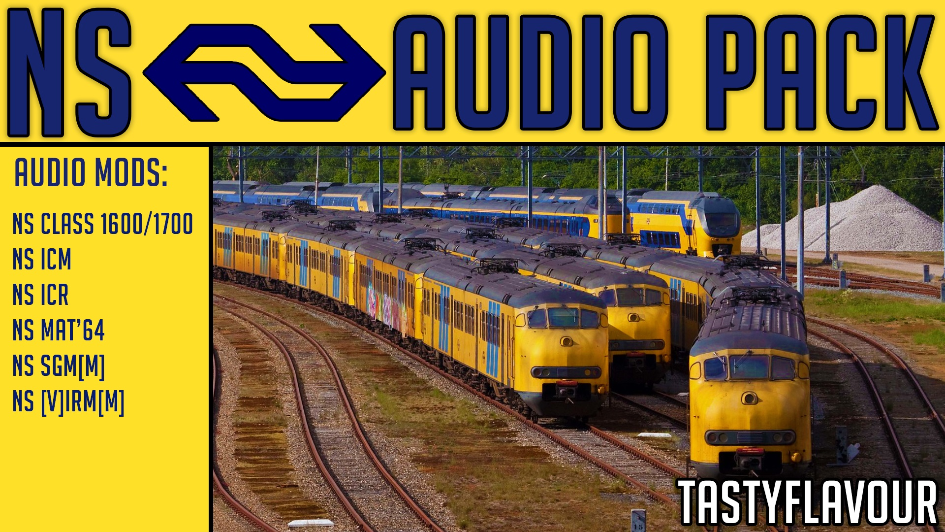 Transport Fever 2 - NS [Audio Pack]