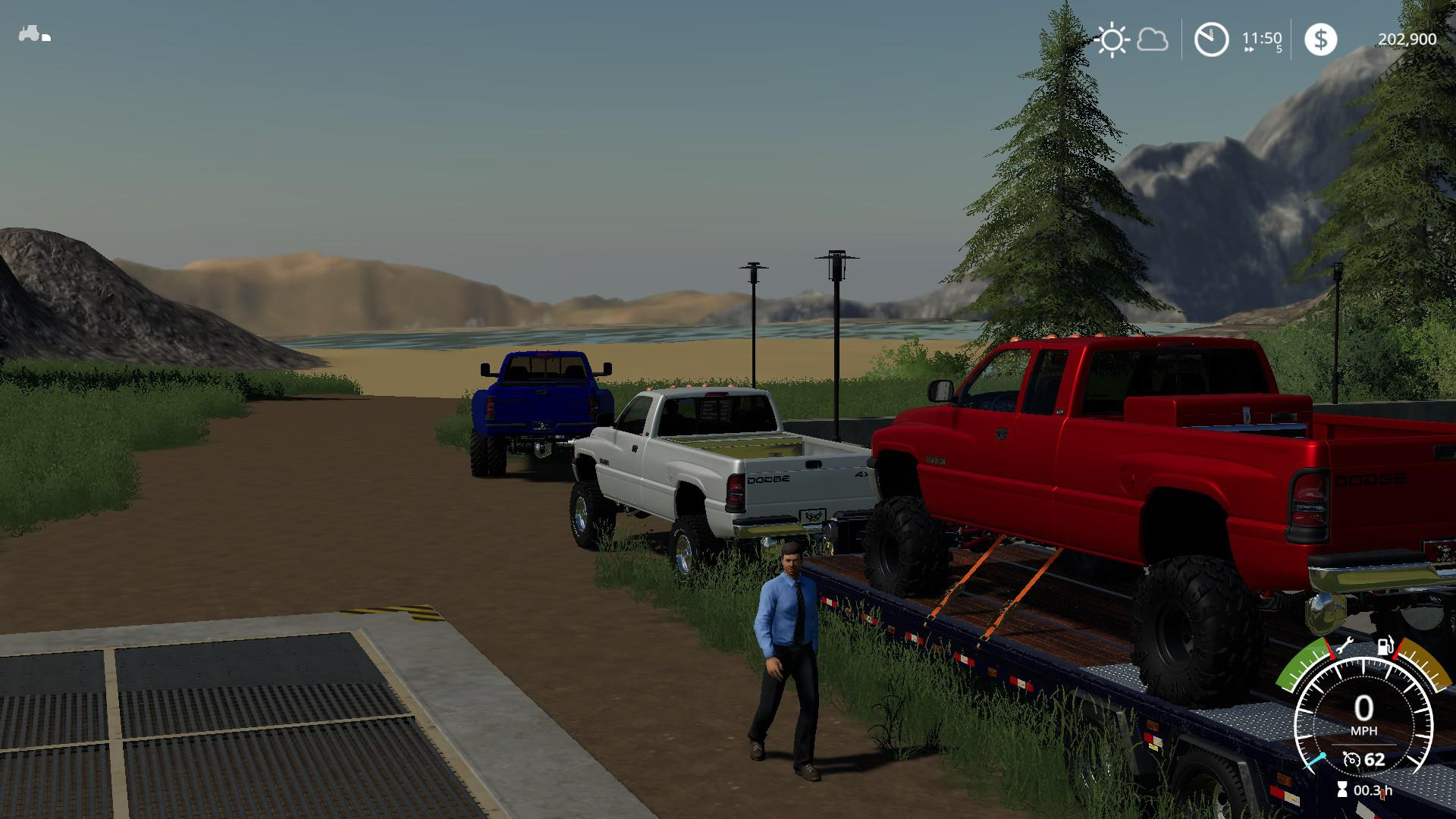 FS19 - Second Gen Dodge Pack V1.0