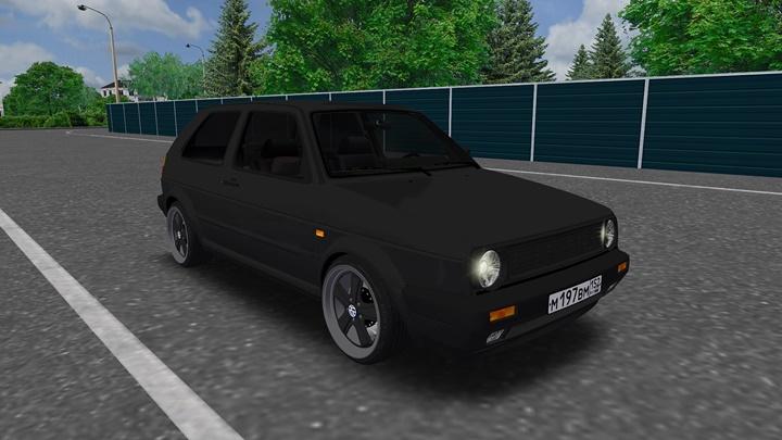Omsi 2 – Volkswagen Golf 2 GTI V1.2