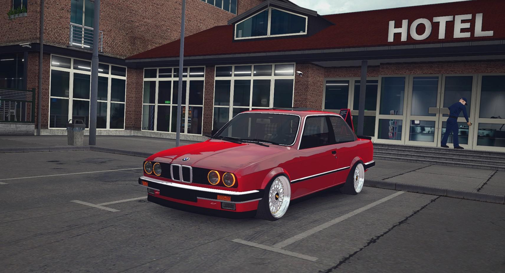 ETS2 - BMW 320i E30 (1.35.X)