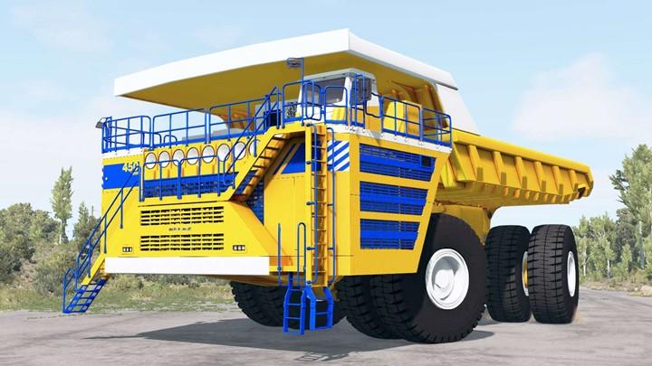 BeamNG - Belaz 75710 Truck V1.3