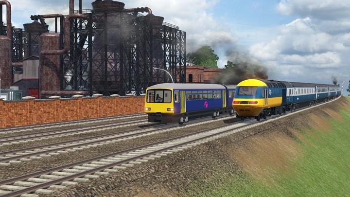 Transport Fever 2 - BR Class 143
