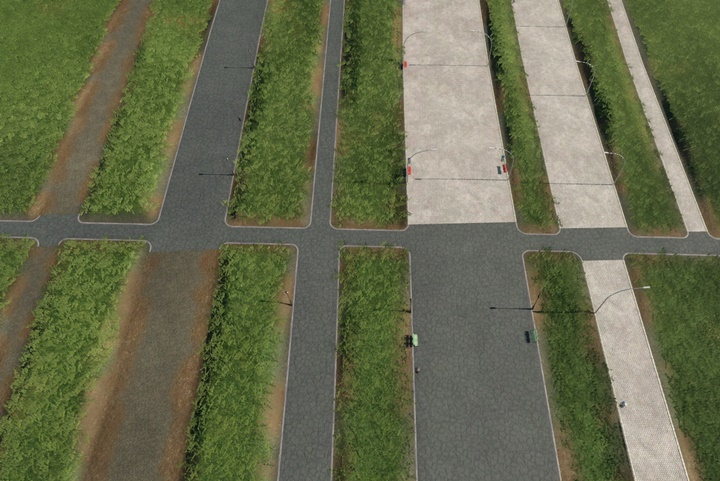 Transport Fever 2 - Ext Roads – Footpaths Standalone
