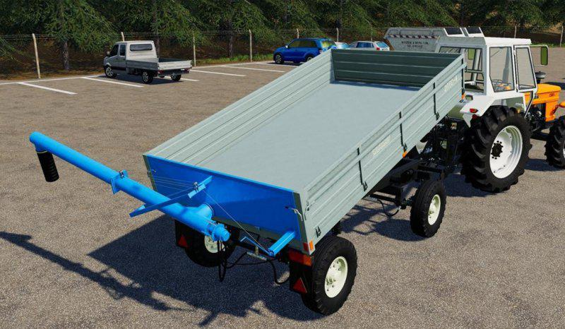 FS19 - 2PTS-4 Trailer V1.0