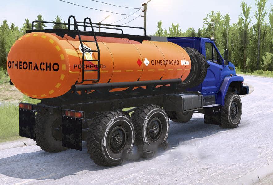 Spintires:Mudrunner - Ural Next Limited V28.05.21
