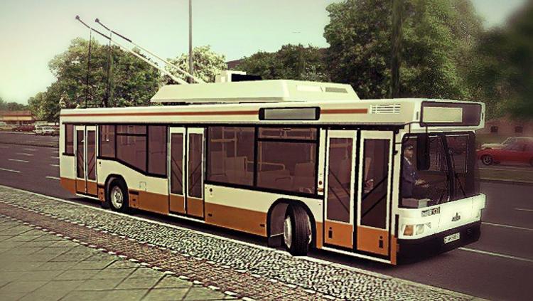 Omsi 2 – Maz 103C Bus