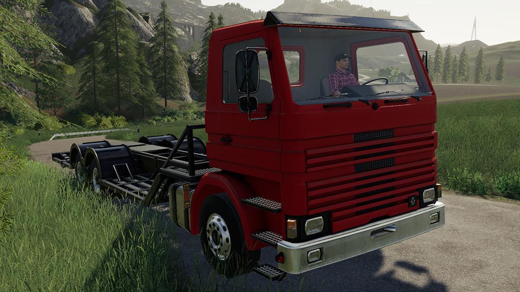 FS19 - Lizard Truck 470 v1