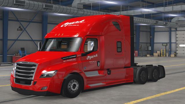ATS - Ozark Motor Freight Skins V1.0 (1.40.x)