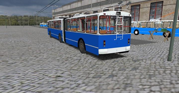 Omsi 2 - ZiU-620520 Bus Mod
