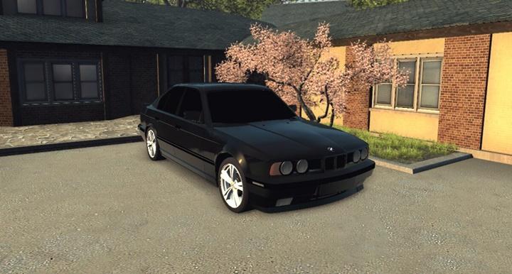 Mafia 2 – BMW E34