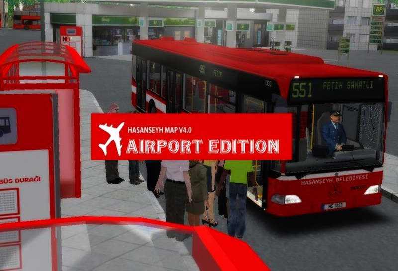 Omsi 2 – HasanSeyh Map V4.0 Airport
