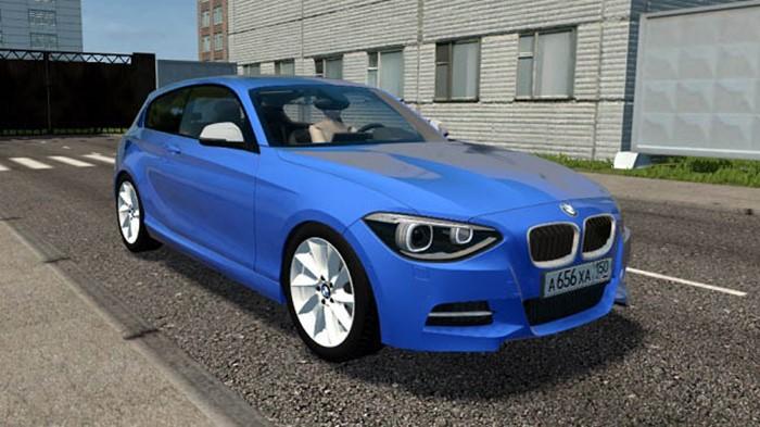 City Car Driving 1.5.9 - BMW M135i xDrive (F20)