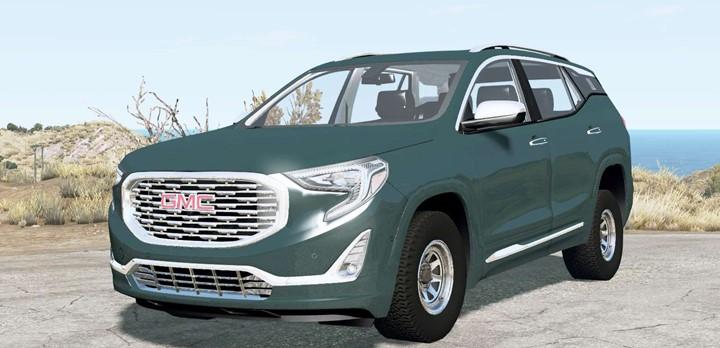 BeamNG - GMC Terrain Denali 2018 Car Mod