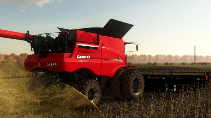 FS19 - Case Axial-Flow 250 Series V1.0.0.1