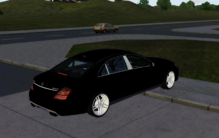 Omsi 2 – Mercedes S65 AMG