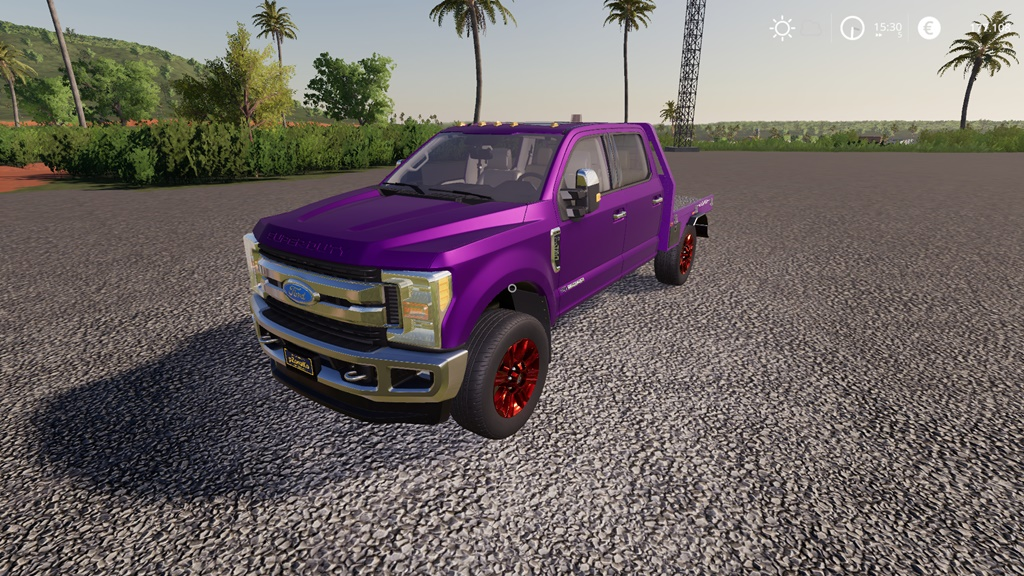 FS19 - Ford F-250 Superduty & Bradford Bed V1.5.1