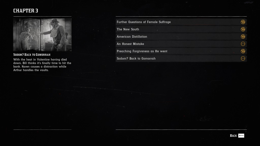 RDR2 - Chapter 3 Save with All Gang Members