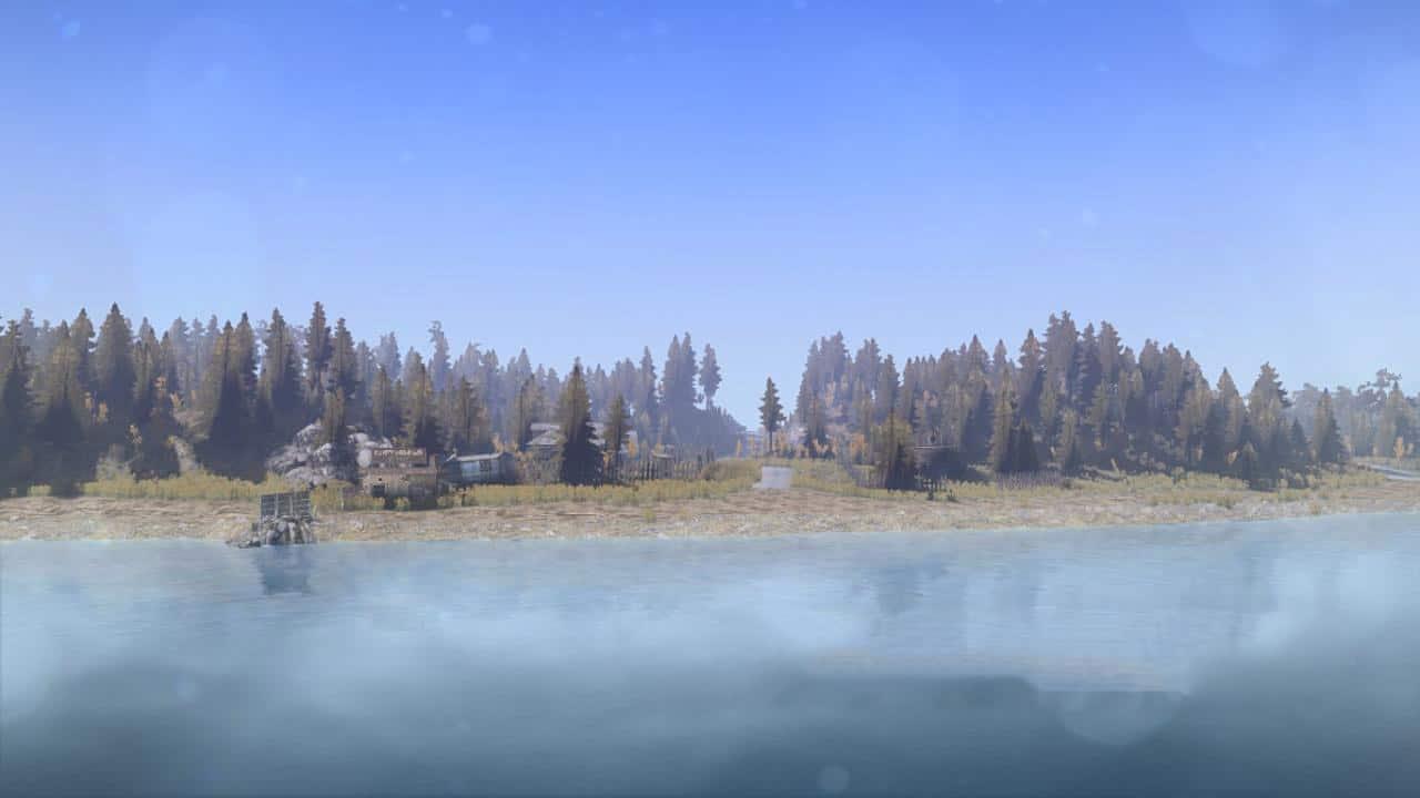SpinTires:Mudrunner - Where The Lake is Map V30.06.19