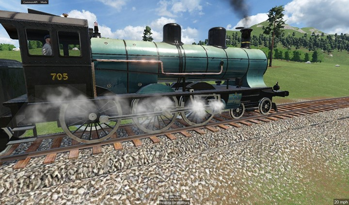 Transport Fever 2 - A3/5 Animation Fix