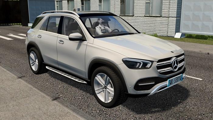 City Car Driving 1.5.9 - Mercedes-Benz GLE 300D 2020