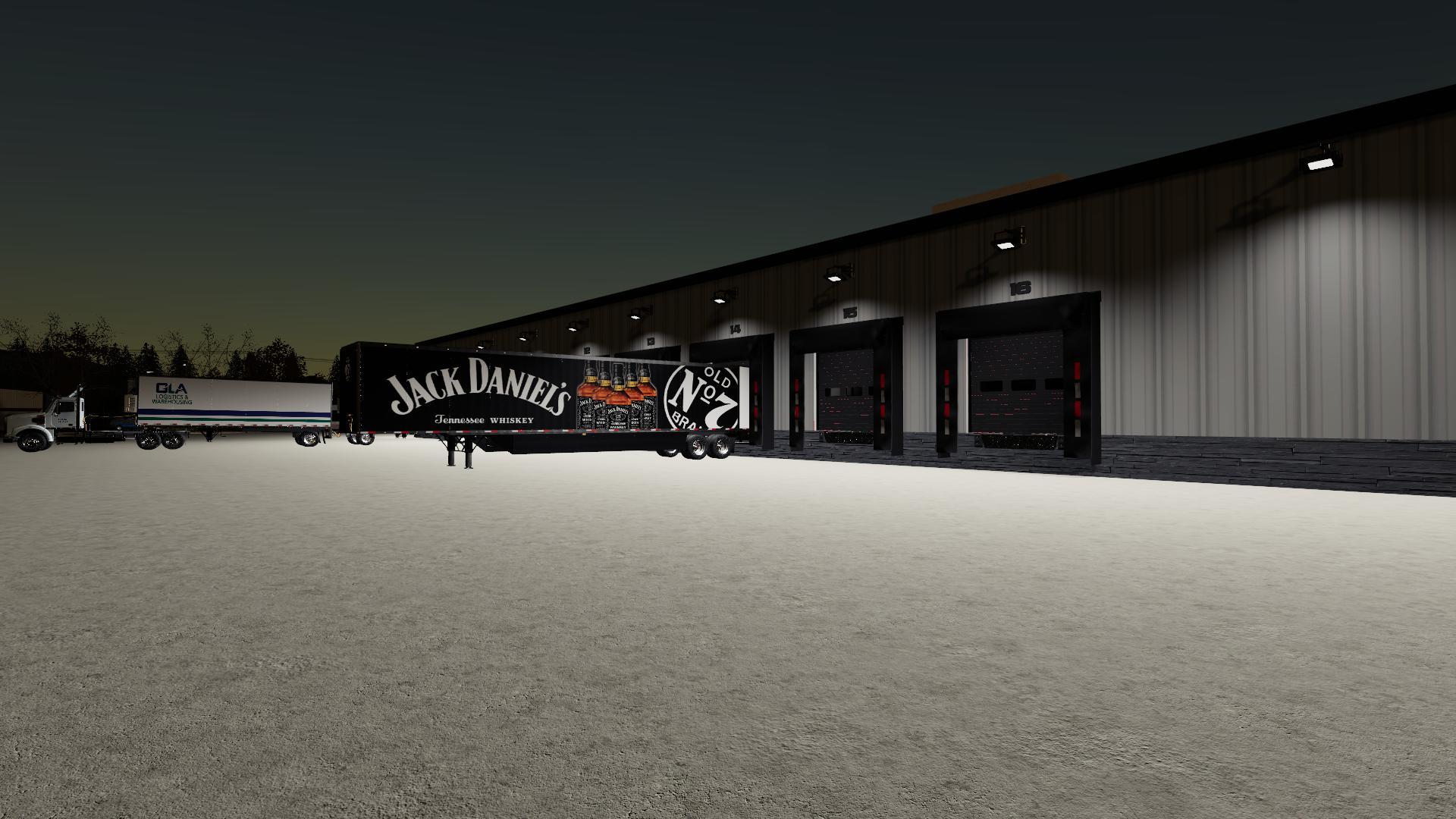 FS19 - Warehouse V1.0