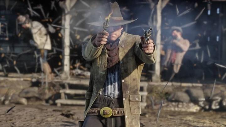 Red Dead Redemption 2 - 1 Shot 1 Kill