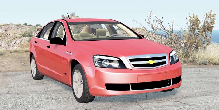 BeamNG - Chevrolet Caprice 2010 Car Mod