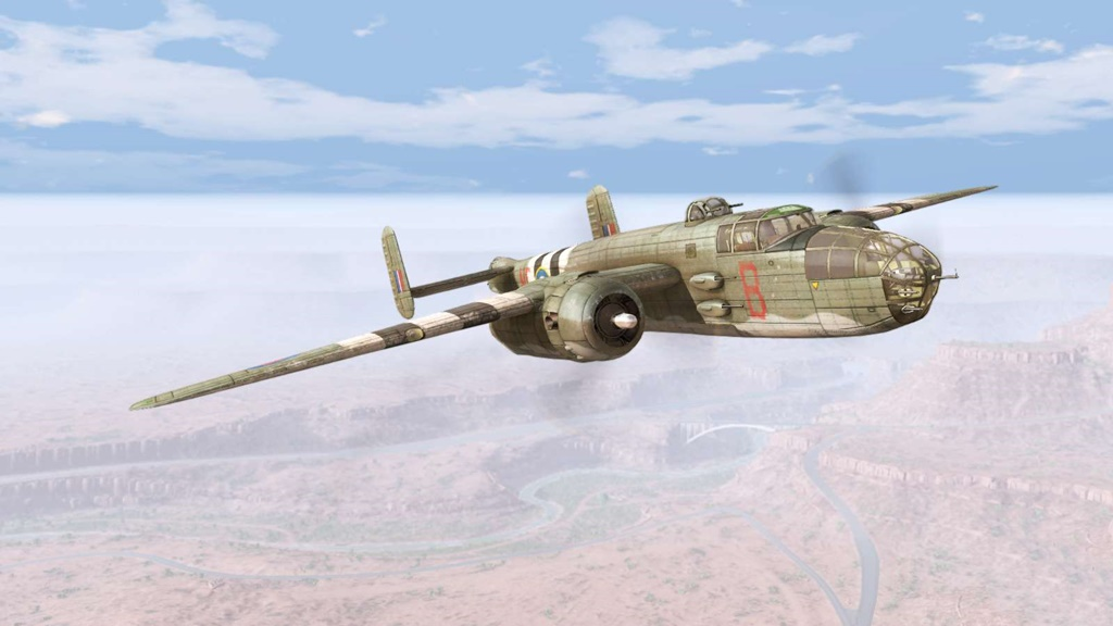 BeamNG - North American B-25 Mitchell V5.5