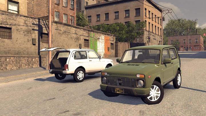 Mafia 2 – Lada 4×4 Urban