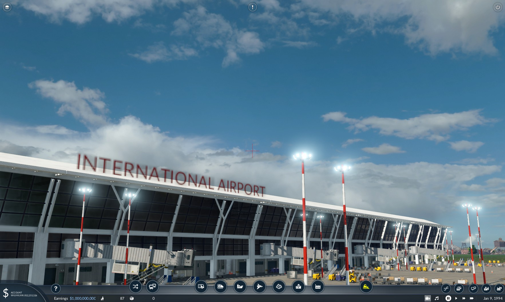 Transport Fever 2 - New Century International Airport