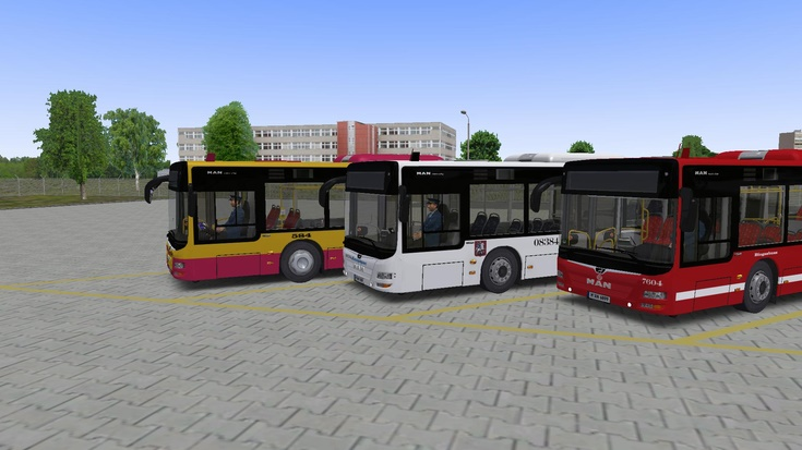 Omsi 2 – MAN Lions City A21 Repaints Pack