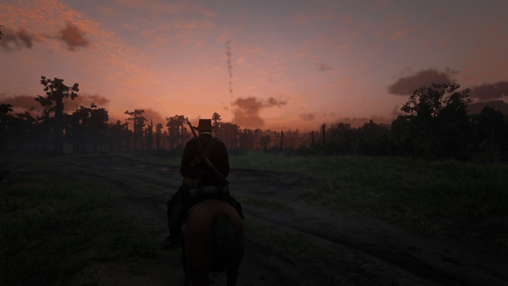 RDR2 - Red Dead Filmic Clarity Reshade