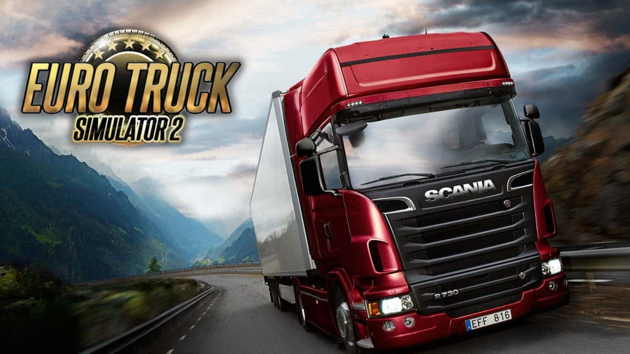 ETS2 - Full Save %100 (1.37.x)
