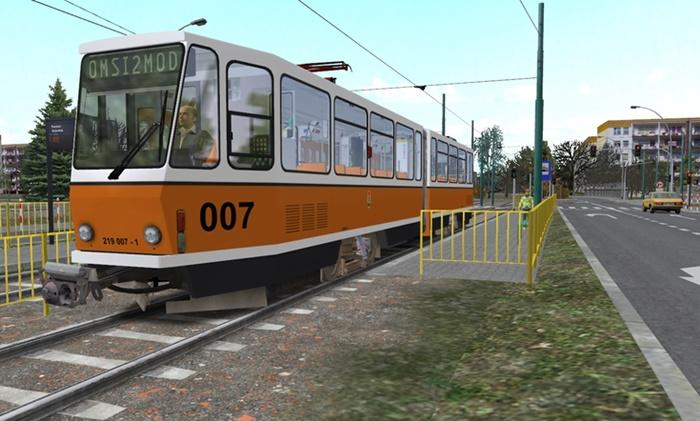 Omsi 2 – CKD Tatra KT4D