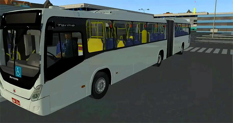 Omsi 2 – Torino 2014 Express O500MA Bus