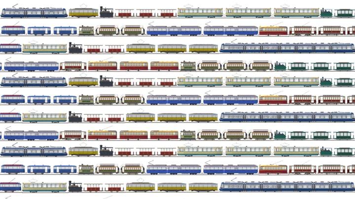 Transport Fever 2 - Vanilla Tram Variants