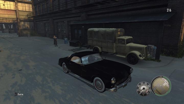 Mafia 2 – Opel Blitz