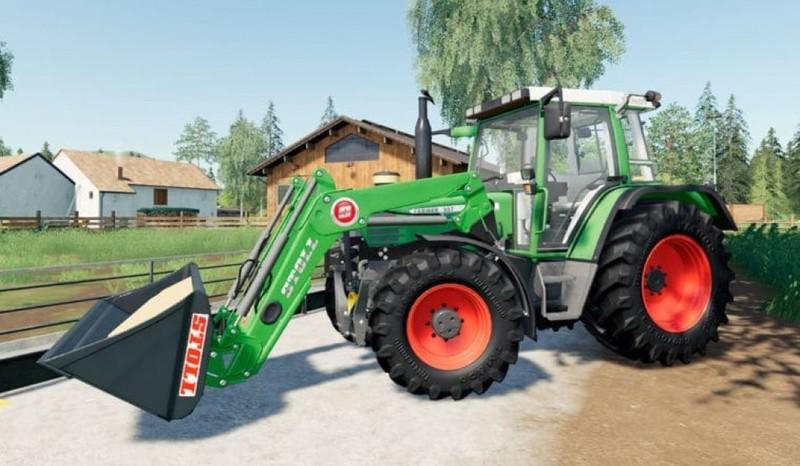 FS19 - Fendt Farmer 300 Series V1.0