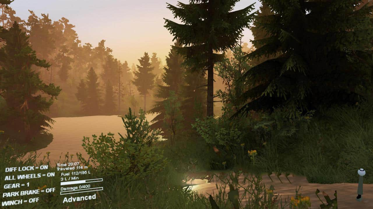 Spintires - Colored Skies V1.0