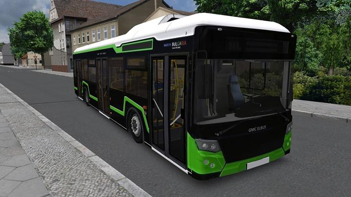 Omsi 2 – GMC LF12E Bus V2