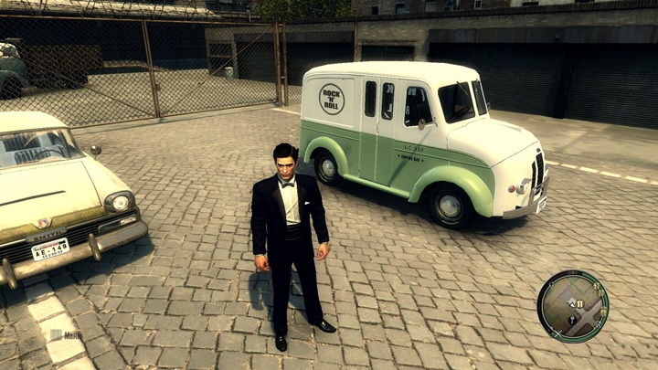 Mafia 2 – Hard Rock Milk Truck