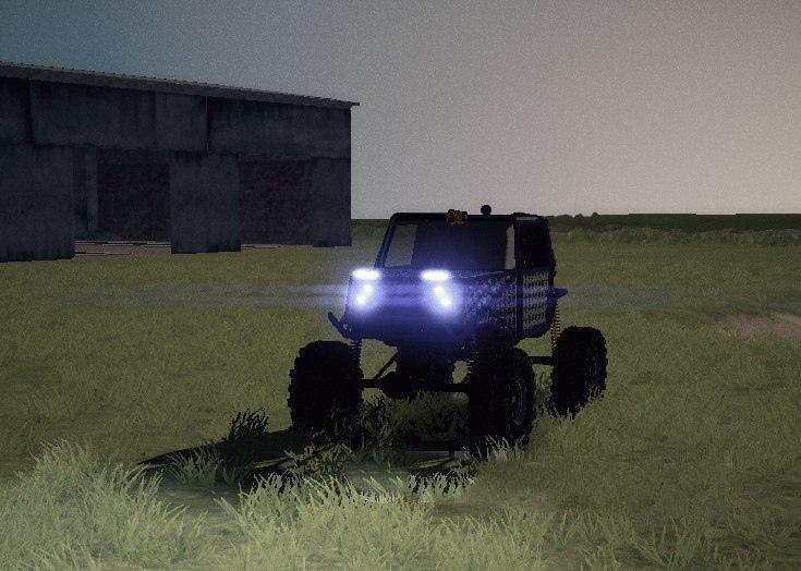 Spintires - Prototype TR-3