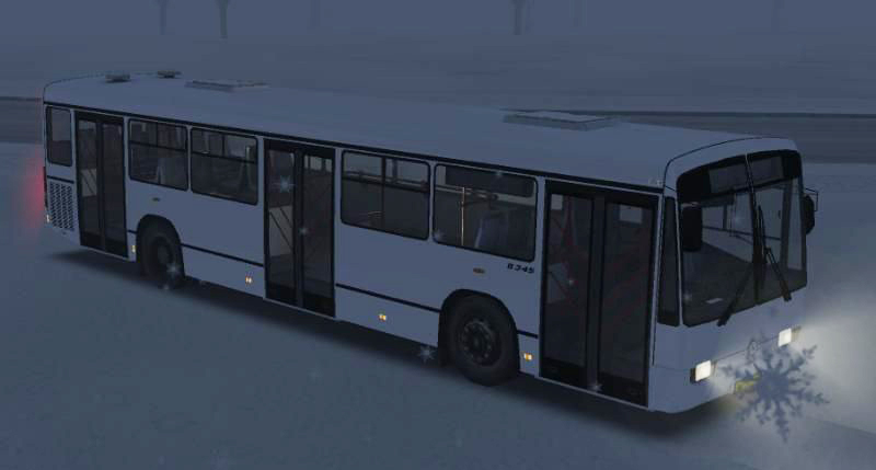 Omsi 2 – Mercedes-Benz Turk O345 Bus
