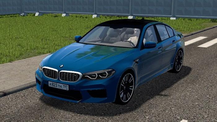 City Car Driving 1.5.9 – BMW M5 F90