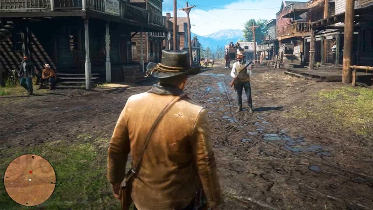 Red Dead Redemption 2 - Joes Mod Loader